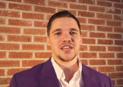 Jared Ritter Team Announcement